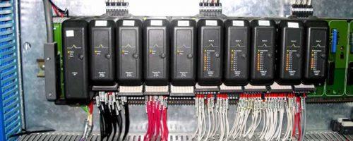 Automatizacion-y-Control-Armario-de-Control-Detalle-Tarjetas-IN-OUT